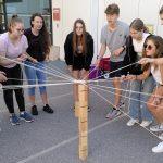Teambuilding-Projekttag 5B